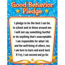 writing an essay chart tcr teacher created resources  2 99 good behavior pledge chart