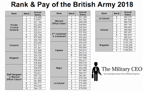 Luxury 33 Illustration Army Military Pay Chart 2019