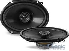 pioneer 6x8 speakers. ts-g6845r small pioneer 6x8 speakers