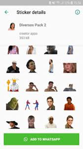 Whatsapp has been rolling out a few useful features this past year and now whatsapp has rolled out a new feature which is called whatsapp stickers. Funny Memes Stickers For Whatsapp Wastickerapps Apk For Android Download