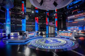 Studio F Design Fox News Studio F Broadcast Set Design Gallery