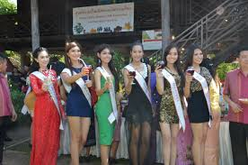 mahasarakham university thailand heart of the northeast a place miss southeast asian 2014 beauty pageant contestants at msu