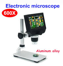 <b>Digital Microscope</b> 3.5 in LCD 5M Resolution/10X-300X Up to ...
