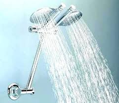delta dual shower head double your browser does not support the tag commercial with handheld