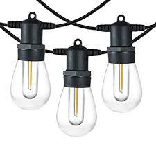 sunthin 96ft led outdoor string light