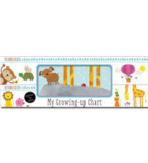 My Growing Up Chart Product My Growing Up Chart Book School Essentials