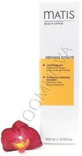 <b>Matis</b> Reponse Vitalite <b>Energising</b> Cleansing Emulsion 200ml