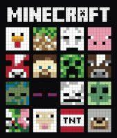 Minecraft Quilt Block 1: Chicken & Minecraft Quilt Mock Up Adamdwight.com