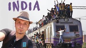 AVENTURA CU TRENUL IN INDIA (MAI RAU CA CFR-ul) - YouTube