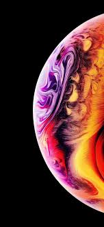 retroflexion iphone xs and iphone xs max stock wallpapers 04