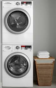 bosch washer dryer. Stackable Bosch Washer And Dryer...energy Efficient Uses 13 Gallons Of Water (less Than Other Brands/models) Dryer 1