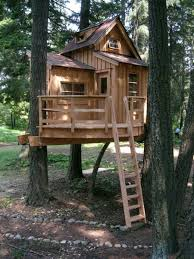 House Plans Treehouse Plans For Inspiring Unique Rustic Home Treehouse For Free