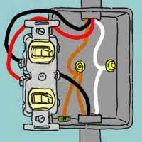 double light switch wiring on wiring a double light switch diagram wiring a double light switch 2 way at Wiring Diagram For A Double Light Switch