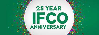 ifco logo. ifco celebrates 25th anniversary ifco logo