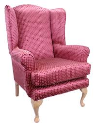 Wingback Chairs Orthopedic Chairs Queen Anne High Back Chairs