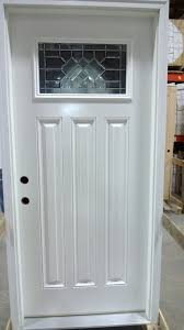 accessories lovely white wooden single front door with glass exterior doors for home