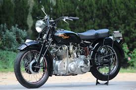 rare hybrid indian vincent for auction