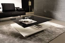 black glass coffee table. Black Glass Coffee Table