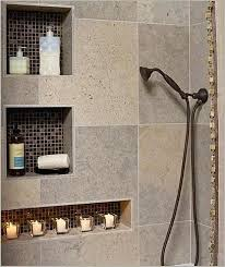 recessed shower shelf recessed shower shampoo shelf and tile niche a inspire another good example of mosaics in built recessed shower shelf tile