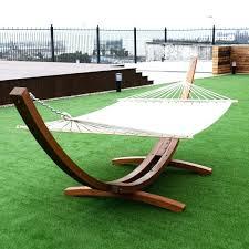 wooden hammock stand wooden curved arc hammock stand w diy wooden hammock chair stand