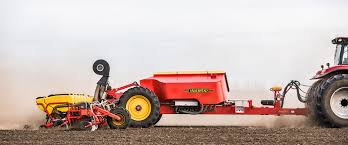 L T Construction Organisation Chart Tempo L A Trailed High Speed Planter With High Capacity