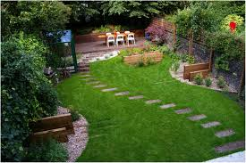 Small Picture Backyards Trendy Small Backyard Landscaping Ideas Extraordinary