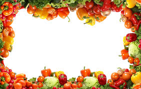 Vegetable Border Design Collection Of Free Border Transparent Vegetable Download On