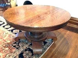 antique round pedestal dining table antique round oak table antique round oak table round oak pedestal dining table dining room antique antique split
