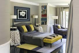 Bedroom Decor Gray And Yellow Interior Design Light Grey Living