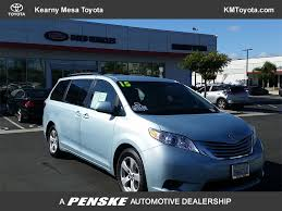 2015 Used Toyota Sienna LE at Penske Automotive - OC/San Diego, CA ...
