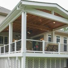 deck roof ideas. Roof Over Deck 290 Best Covered Ideas Images On Pinterest |
