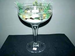 oversized wine glass glasses for centerpieces giant sea large decorative extra