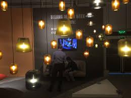 Aluminium Bramah And Joseph Pendants At Dubai Design Week