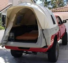Truck bed tent....on Amazon.com | THE CAMP | Truck bed tent, Truck ...