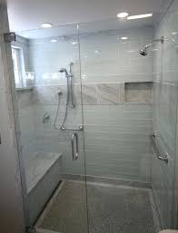 glass tile bathroom creative of glass wall tiles are these glass tiles a pure white blue glass tile bathroom