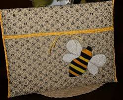 BUMBLE BEE BABY QUILT PATTERN | Sewing Patterns for Baby & Bumble Bee Patterns - Pattern Collections Adamdwight.com