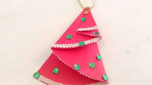 How To Make A Christmas Card With Children - DIY Crafts Tutorial ...