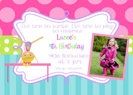 Birthday Invite Words 24 Gymnastics Birthday Party Invitations With By Noteablechic 23