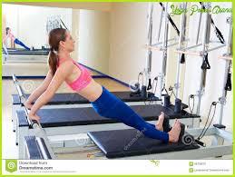 pilates reformer exercises free