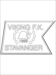 Viking Fk Logo Kleurplaat Gratis Kleurplaten