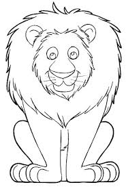 Small Picture coloring pages draw a lion face lion coloring pages coloring pages