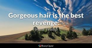 Hairstylist Quotes Beauteous Hair Quotes BrainyQuote