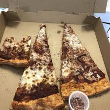 photo of new york pizza fremont ca united states the dark red