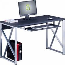 desk desktop computer stand office desk with drawers floating glass desk metal computer desk with