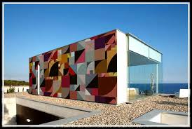 Small Picture House Outdoor Wall Design Entrancing Some Exterior Wall Ideas