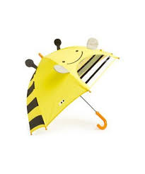 Skip Hop Raincoat Size Chart Skip Hop Zoo Umbrella Bee