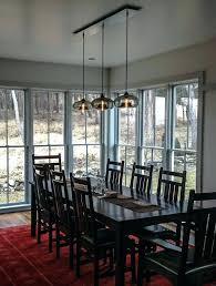 Hanging Dining Room Lights Pendant Chandelier Medium Size Of  Light .