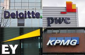 How Did The Big Four Auditors Get 17 Billion In Revenue Growth Not