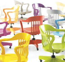 colorful office chair.  Office Color Is Now Okay In Most Work Places And More Furniture Companies Are  Starting To Create Gorgeous Pieces Like The Colorful Office Chairs Below To Colorful Office Chair U