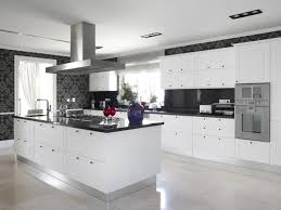 Small Picture Modern Kitchen Backsplash With White Cabinets Home Design Ideas